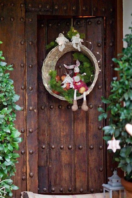 adornos-navidenos-para-la-puerta