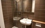 baño pequeño moderno decoracion