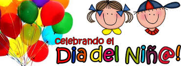 celebrando el dia del niño
