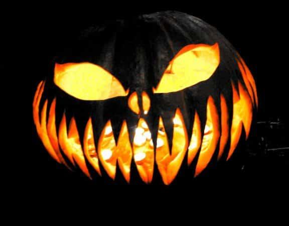 como hacer calabaza halloween
