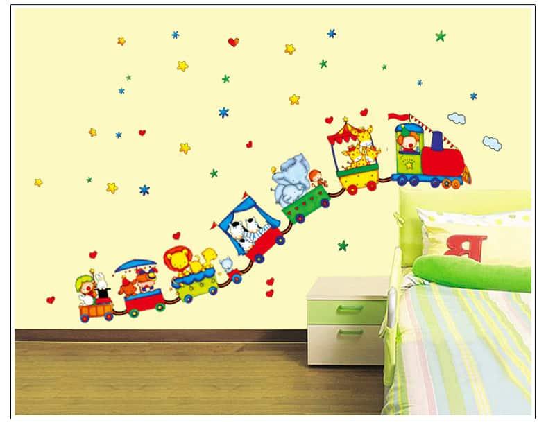decoracion-con-vinilos-infantiles