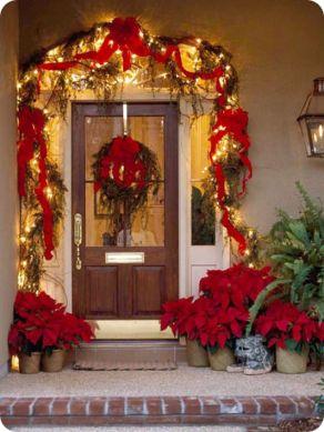 decoracion-navidad-puertas