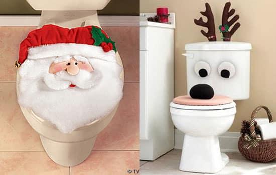 decoracion-navidena-para-el-bano-inodoro-reno