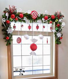 decoracion-navidena-para-sala
