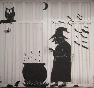 decoracion-para-halloween-para-la-puerta-del-garaje