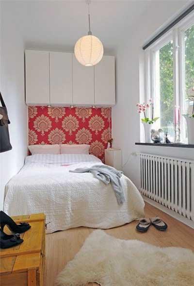 decorar dormitorio habitacion pequeña 33