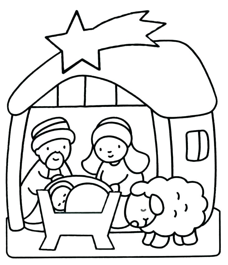 Imagenes sencillas para dibujar de navidad
