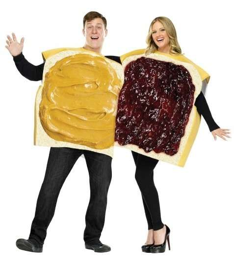 disfraces en pareja carnaval mantequilla y mermelada