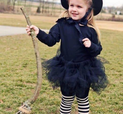 disfraz halloween bruja