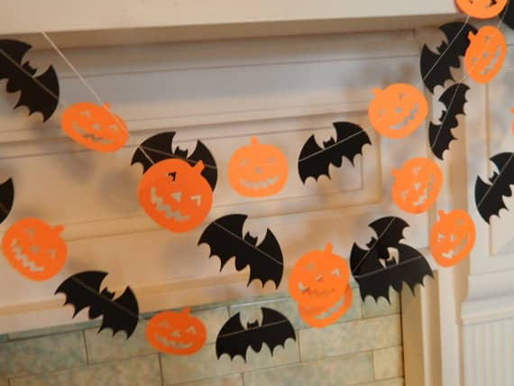 ideas para halloween decoracion