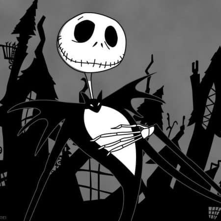 jack skellington wallpaper