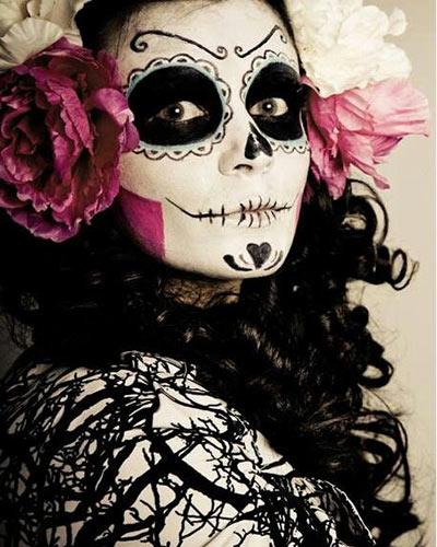 la-catrina-maquillaje