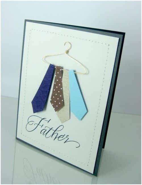 manualidad-dia-del-padre-felicitacion-corbatas