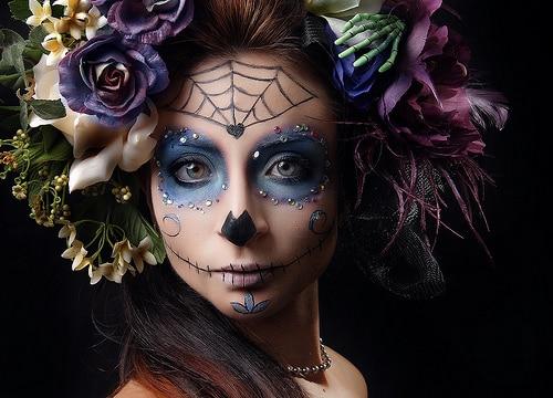 maquillaje-catrina-ninas
