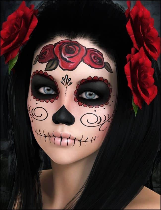 maquillaje-catrina