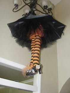 paraguas halloween