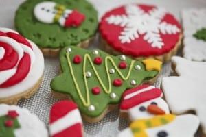 recetas de galletas de navidad 1