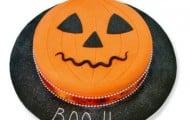 torta calabaza halloween