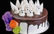 tortas de fantasmas