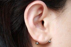2 piercing lobulo transversal