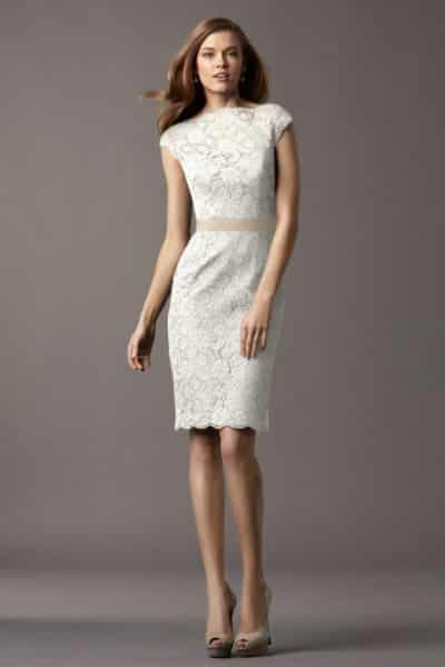 Los 28 Mejores Vestidos De Novia Para Una Boda Civil Mujeres Femeninas