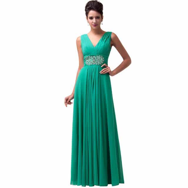 Modelos de vestidos para fiestas de matrimonio