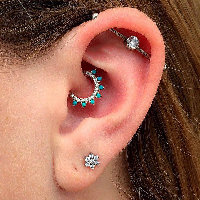 Piercings atrevidos para las orejas 5 1