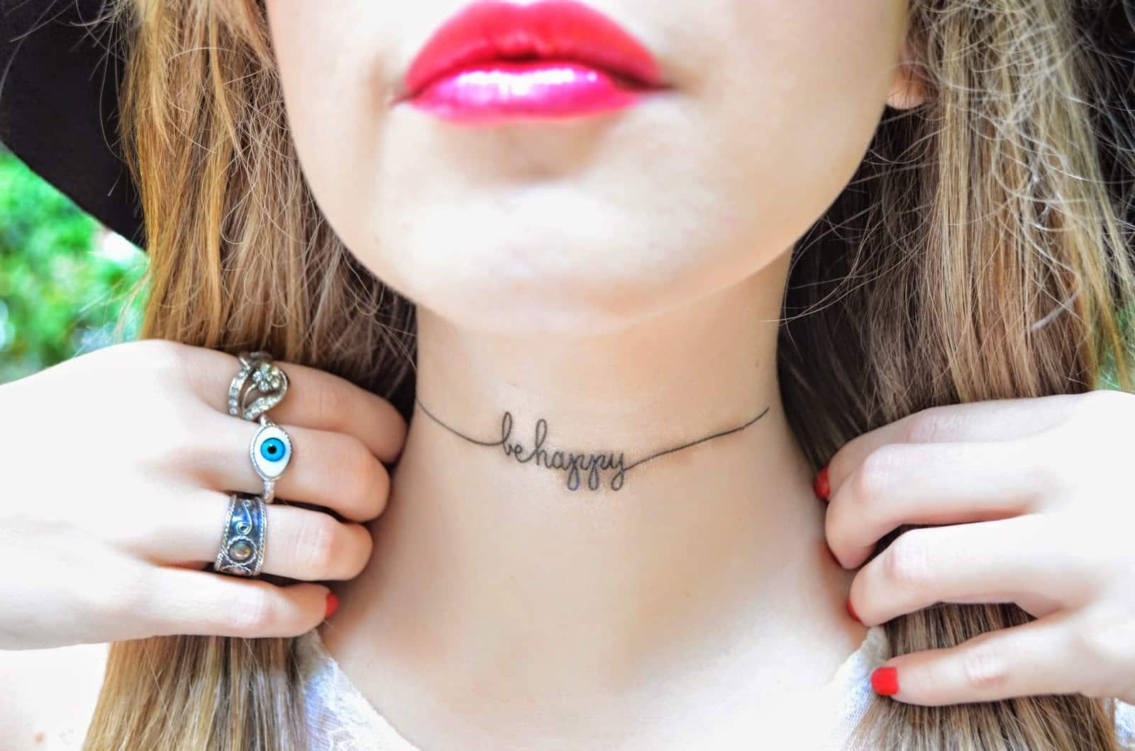 59 Delicados Tatuajes para Mujeres Sensibles - Mujeres Femeninas