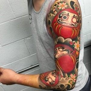 Tatuaje Japones Brazo