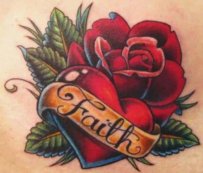 Tatuajes de Rosas con Frases