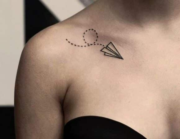 Tatuajes en la clavicula 2