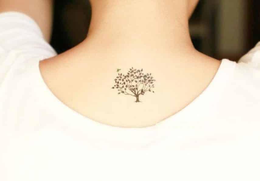 Tatuajes pequeños para mujeres delicadas