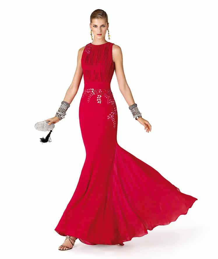 Ultimos modelos en vestidos de fiesta