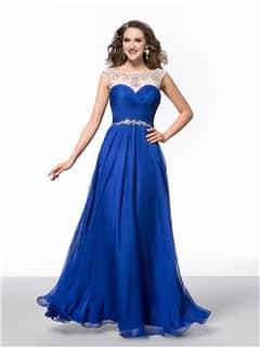 Vestido de Noche Glamour