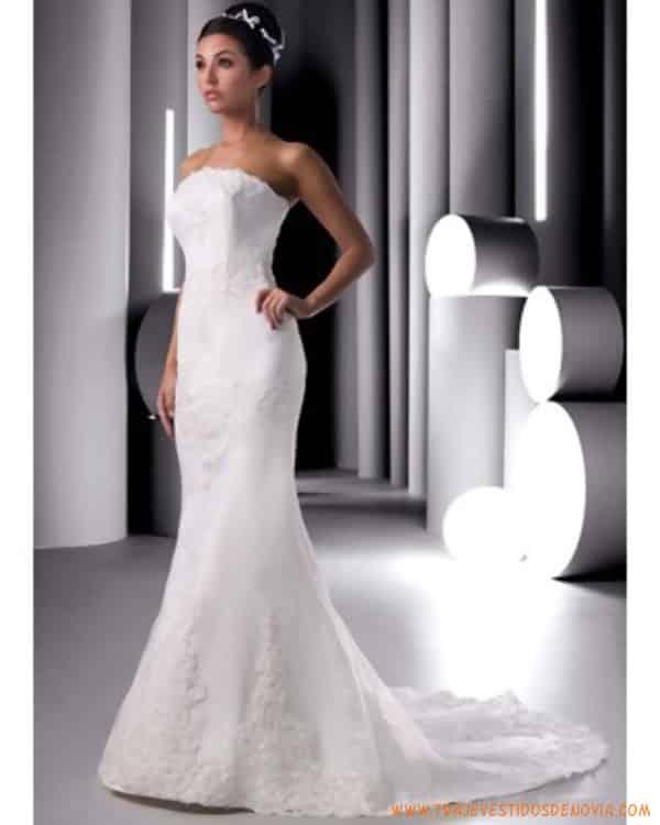 Vestidos de novia civil fotos