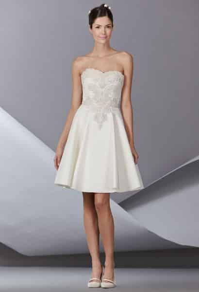 Vestidos-de-novia-cortos-Carolina-Herrera-2014-2-410x600