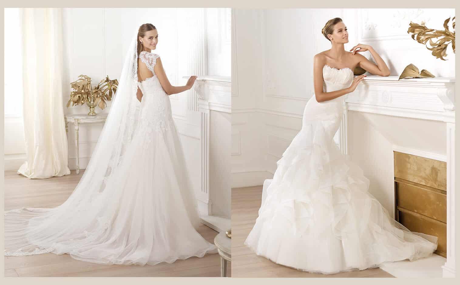 Alquiler vestidos de novia pronovias bogota