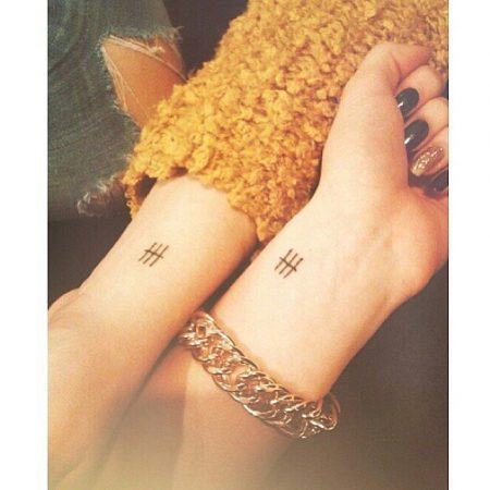 muneca tatuaje