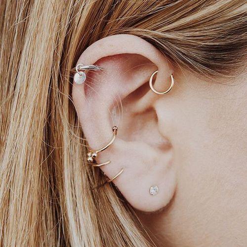 piercing orbital piercing