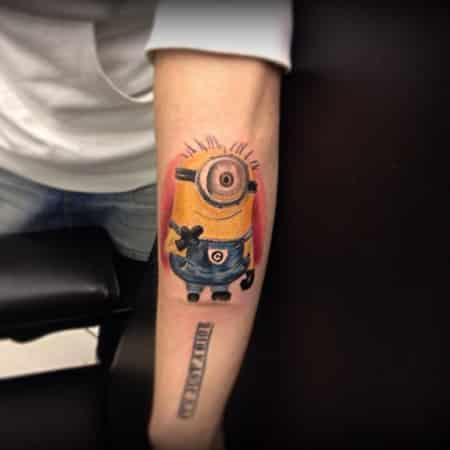 tattoo-minions