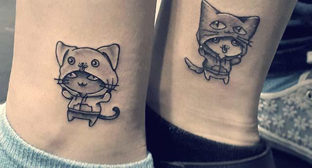 tatuajes de mejores amigas por siempre