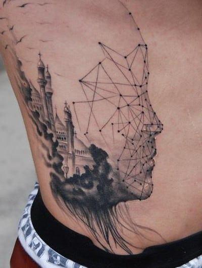 tatuajes en las costillas 142