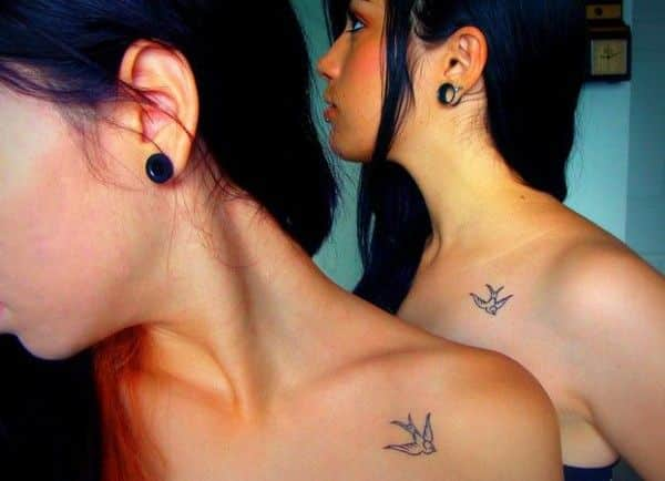 tatuajes para mejores amigas bonitos