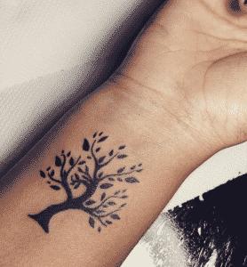 tatuajes para mujeres delicados mano