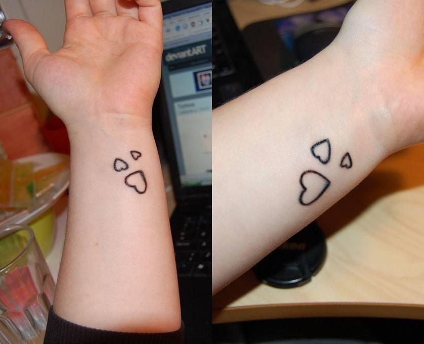tatuajes para mujeres delicados muneca