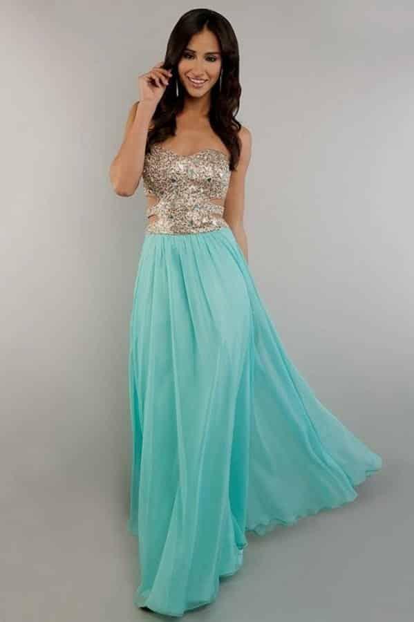 Ver vestidos largos para fiesta