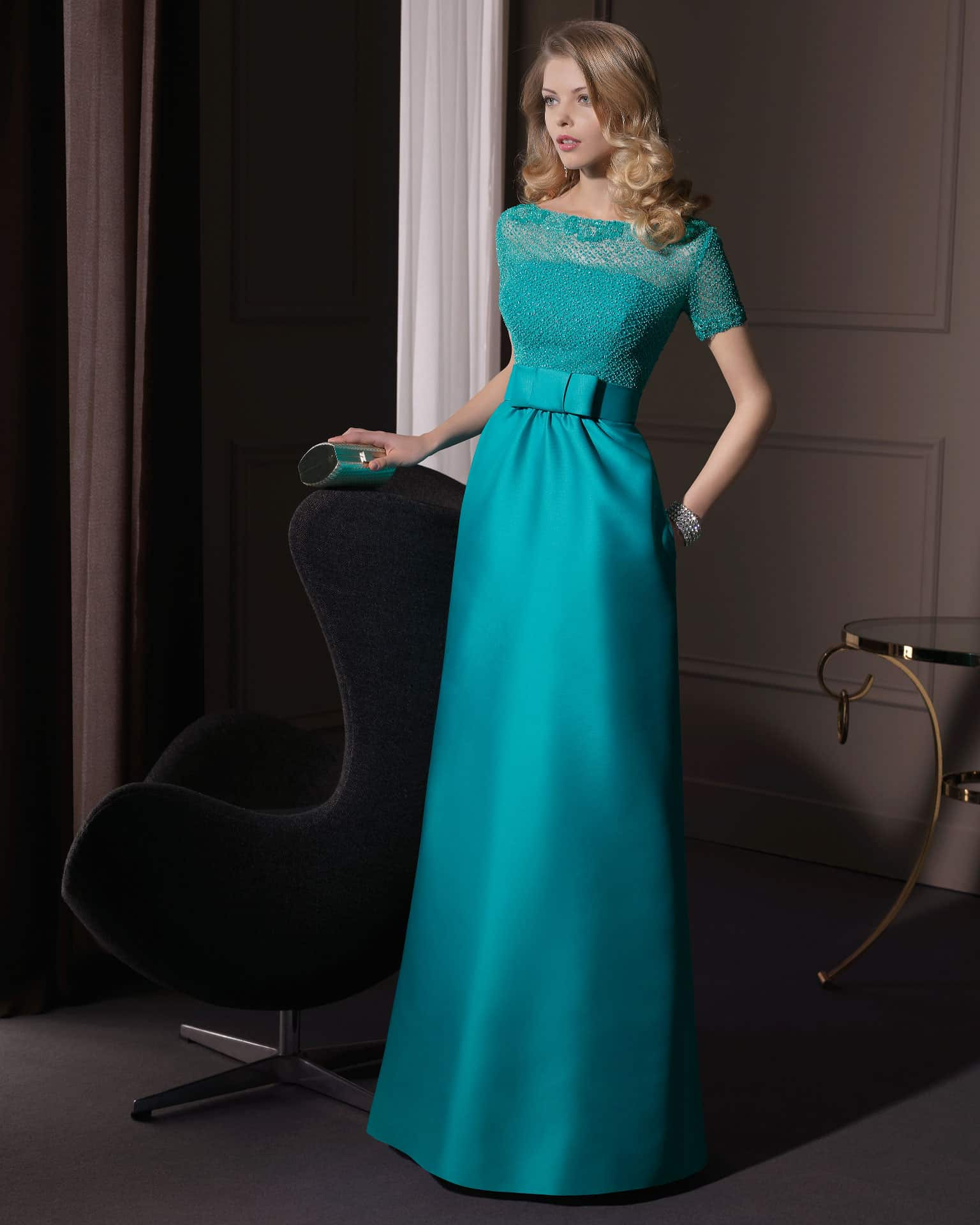Modas de vestidos de fiesta para senoras gorditas