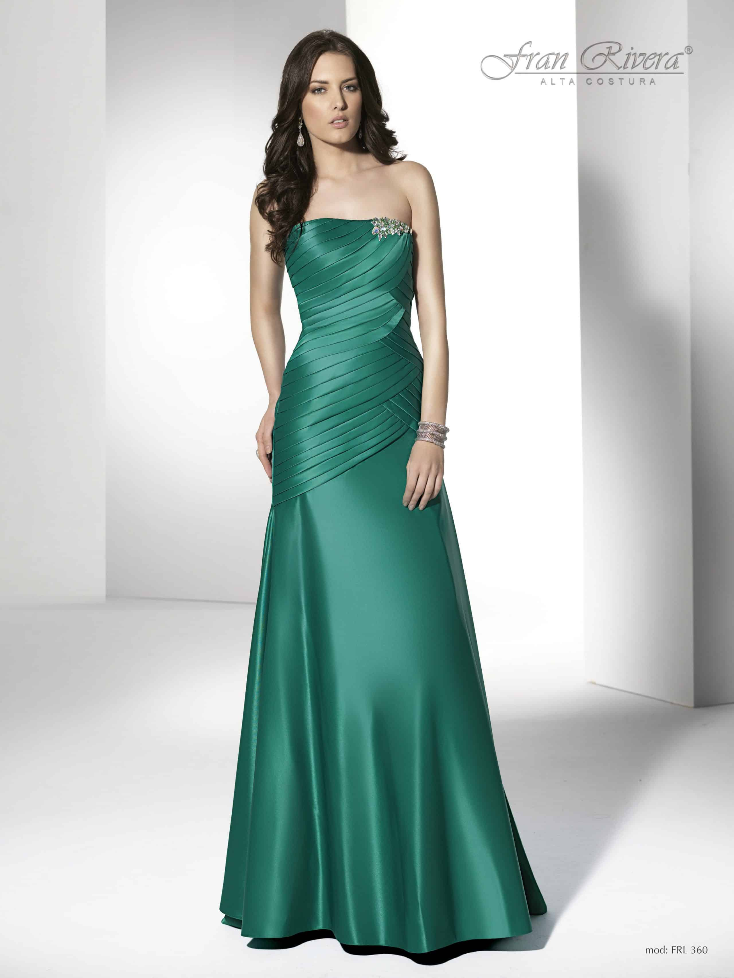 Mujer bonita vestidos once