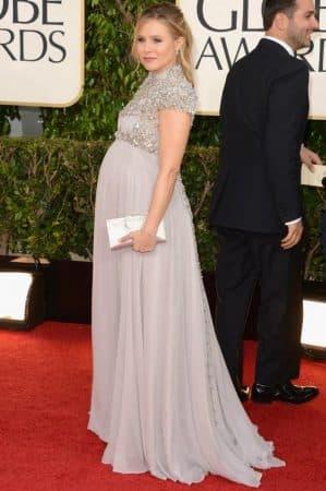 vestidos de fiesta para embarazadas 3