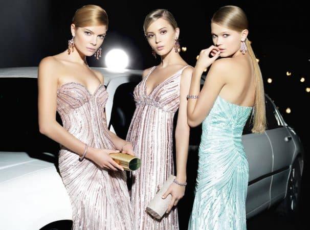vestidos largos fiesta para mujeres elegantes